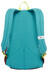 The North Face Wise Guy dagrugzak turquoise